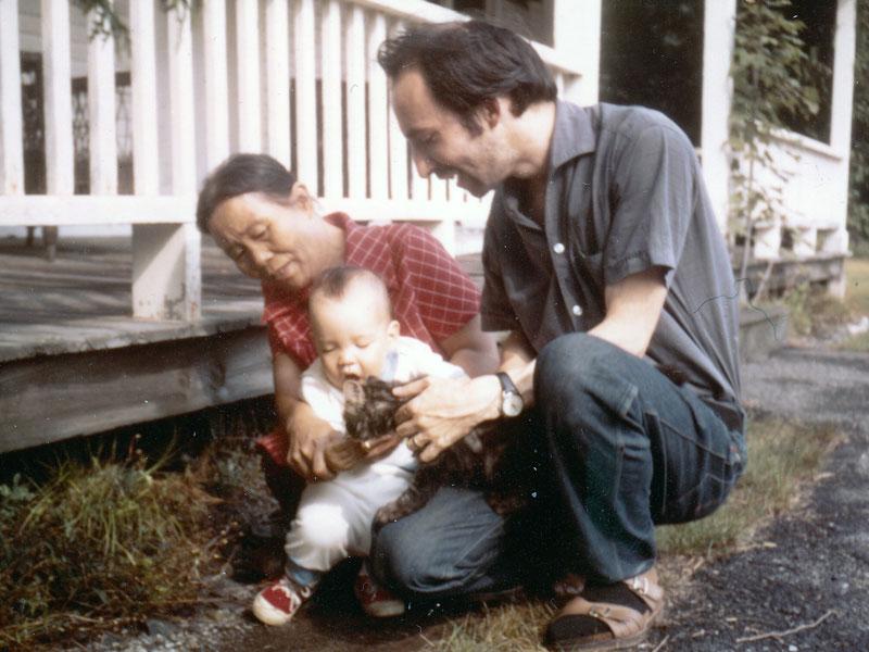 Adirondacks August 1973